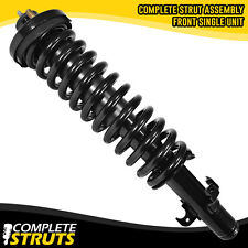 1990-1993 Honda Accord Front Suspension Complete Strut Assembly Single