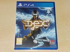 Dex PS4 Playstation 4 With Soundtrack CD **FREE UK POSTAGE**