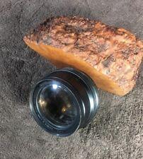 EXC+ Bausch & Lomb-Zeiss 14x17 Apochromatic TESSAR Series VIII Camera Brass Lens