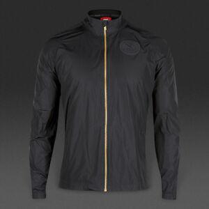 Nike F.C. N98 Windbreaker Jacket Black Size L (719507 010)