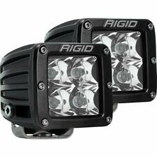 "Rigid Industries 202213 Dually LED D-Series 3"" Spot Lights Set"