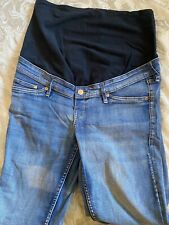 H&M mama Maternity Skinny Jeans Size 12