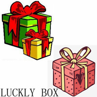 Lucky Box Metal Cutting Dies DIY Album Craft Stencil Embossing Scrapbooking
