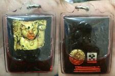 CAT Amulet LP Inn Thai Magic Khmer Talisman Attract Love Charm Luck Wealth