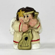 "Midwest of Cannon Falls Eddie Walker Cello Angel 2"" Figurine Christmas"