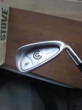 CLEVELAND TOUR ACTION TA6 SILVER LABEL SINGLE #6 IRON STEEL SHAFT RH VGC