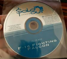 F-16 Fighting Falcon (disc only) PC GAME - FREE POST