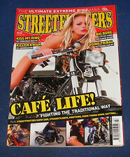 STREETFIGHTERS MAGAZINE JULY 2005 - CAFE LIFE! FIGHTING THE TRADITIONAL WAY