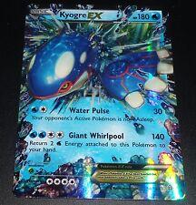 Kyogre EX 54/160 XY Primal Clash HOLO Rare Pokemon Card NEAR MINT