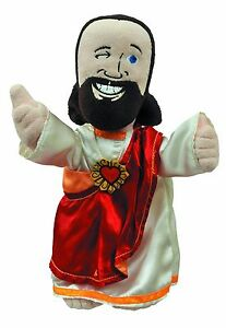 JESUS BUDDY CHRIST PLUSH DOLL! 8 INCHES TALL AND SUPER-CUDDLY!! A GREAT GIFT!