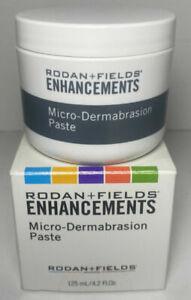 Rodan and Fields Enhancements Microdermabrasion Paste 4.2oz