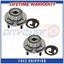 Premium Quality 518500x2 Set  Front Wheel Hub & Bearings Assy Lifetime Warranty