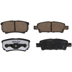 Disc Brake Pad-Brake Pads Perfect Stop PC1037