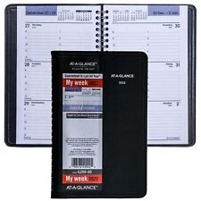 2022 At A Glance Dayminder G200 00 Weekly Appointment Book 4 78 X 8