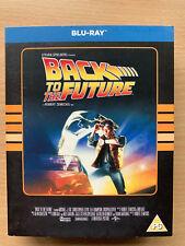 Regreso Al Futuro 1985 Clásica Edición Limitada Blu-Ray con / Retro Funda