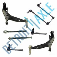 Front lower control arm for 2004-2009 Nissan Quest w sway bar link & tie rod