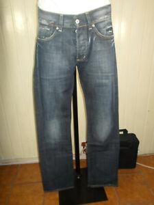 Pantalon jeans coton bleu délavé effet usé G-STAR  W31 L34 42fr  21JA7