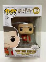 FUNKO POP! HARRY POTTER #89 VIKTOR KRUM IN DURMSTRANG UNIFORM VAULTED