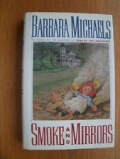 Barbara Michaels aka Elizabeth Peters Smoke and Mirrors 1st Ed First Printing HC