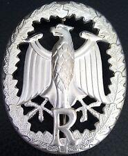 ✚0597✚ German Bundeswehr Military Proficiency Badge SILVER for RESERVIST