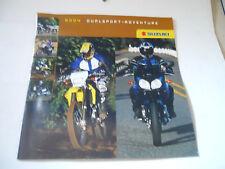 2004 Suzuki Dual Sport Adventure Brochure V-Strom DR650SE DR-Z400S DR200SE