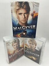 MacGyver: The Complete Collection, Seasons 1-7 + Tv Movies
