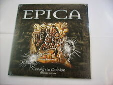 EPICA - CONSIGN TO OBLIVION - 2LP VINYL NEW SEALED 2015 EXPANDED EDITION