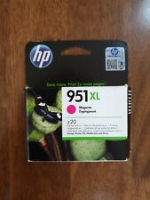Genuine HP 951XL Magenta Ink Cartridge CN047AE for OfficeJet 8100 8600-Brand New