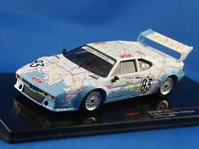 1/43 BMW M1, 24h in Le Mans 1980, Start-Nr. 83, Crew: Pironi-Quester-Mignot