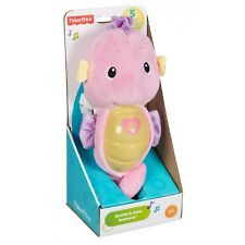 Fisher-Price Soothe and Glow Seahorse, Pink New In Box