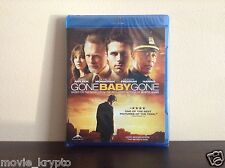 Gone Baby Gone (Blu-ray Disc, 2011)