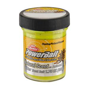 Berkley PowerBait Glitter Trout Bait 1.75 oz.~Choose Color&Scent~FREE Shipping