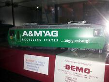 Bemo H0m 1259157 Ge 4/4 III 647
