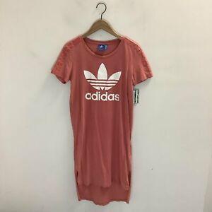 Adidas Pink Dress Size Medium