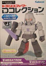 KabayaTransformers Megatron D Collection Mini Figure Candy Toy