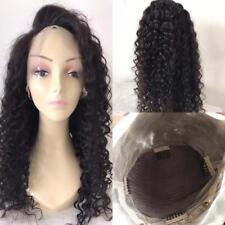 11A 100% Human Hair Lace Front/ 360 frontal Wigs curly