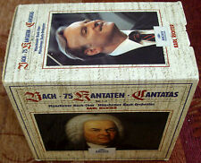 Bach Cantatas Volumes 1-5 Richter ARCHIV GERMANY 26CD