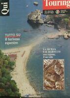 QUI TOURING N.6 1995 LA SICILIA E IL BAROCCO