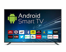 """Cello 58"""" C58ANSMT-4K UHD LED Smart TV with Freeview HD"""