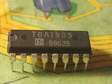 TDA1905  5W AUDIO AMPLIFIER WITH MUTING dip 16 SGS     1pcs