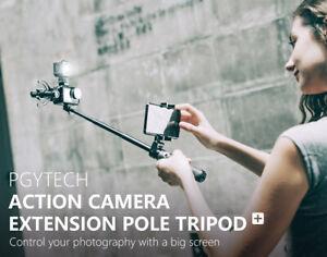 PGYTECH EXTENSION POLE TRIPOD PLUS FOR ACTION CAMERAS