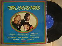 LOS MISMOS jefe ironside SPANISH LP BELTER 1973 SPANISH JAZZ FUNK LATIN SOUL
