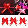 20pcsSmall Pull Bows Butterfly Ribbon Bow Wedding Party Xmas Gift Wrap Decor