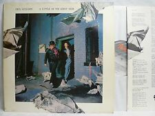 LP, Paul Williams, a little on the windy side, textinnersleeve, perfette condizioni, M -