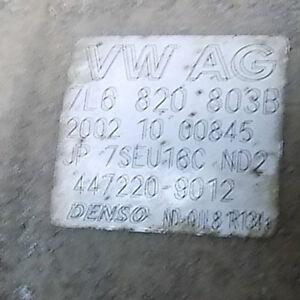 VW Touareg 7L 4.2 V8 Petrol  Air Conditioning Compressor 7L6820803B