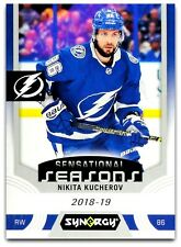 2019-20 UD Synergy Sensational Seasons **** PICK YOUR CARD **** From The LIST