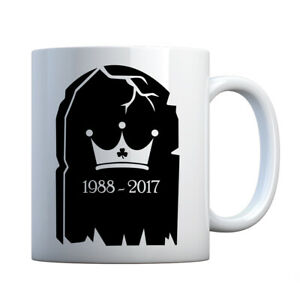 RIP McGregor Ceramic Gift Mug #3325