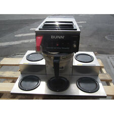 Bunn Crtf-5 Automatic Coffe Brewer With 5 Warmers, Used, Great Condition