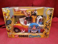 "VINTAGE 802 CORGI  TOY  "" POPEYE ""  PADDLE WAGON  /  A GEM !"
