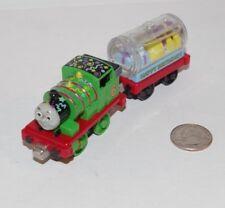 Thomas & Friends Take Play Along Diecast Train Tank Percy Happy Birthday Tanker